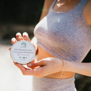 100% Remineralizing Sunscreen Birch Babe
